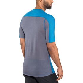 Norrøna Bitihorn Wool - T-shirt manches courtes Homme - bleu